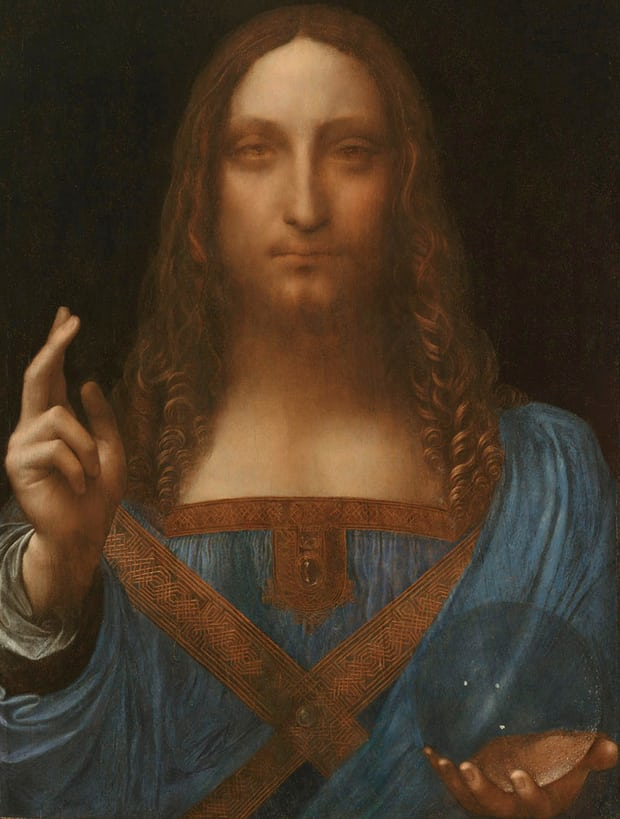 Only Leonardo da Vinci in private hands set to fetch £75m at auction